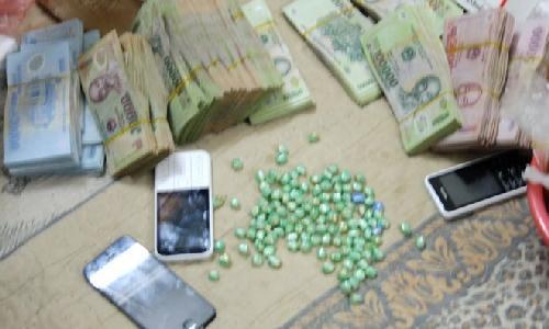 Những thủ đoạn điều hành 'boong-ke' ma túy bị lật tẩy