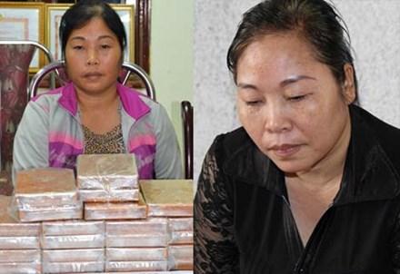 Hai 'bà trùm' cùng tên và phi vụ 124 bánh heroin