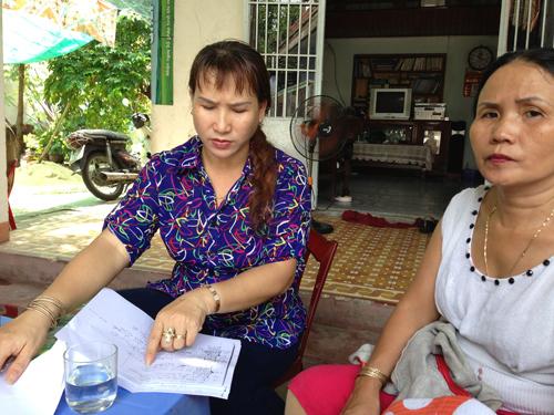 Chi cục trưởng Chi cục Thuế quận tìm vợ về trả nợ