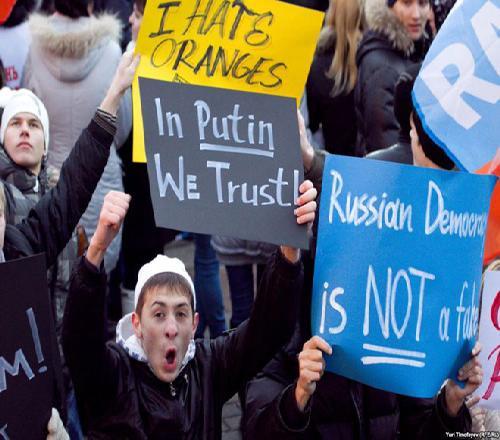 Nước Nga đối mặt với thực tế nghiệt ngã