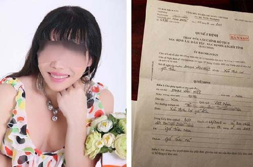 Đề xuất cho phẫu thuật chuyển đổi giới tính tại Việt Nam