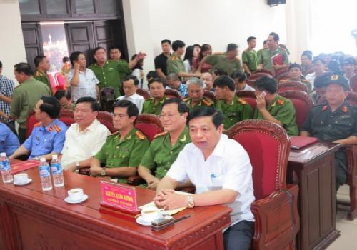 Thông tin chính thức vụ giết 4 người trong một gia đình tại Nghệ An