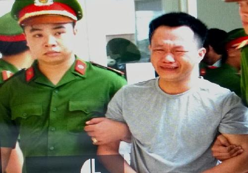 Hai anh em lĩnh án tử hình, người thân ngất xỉu giữa tòa