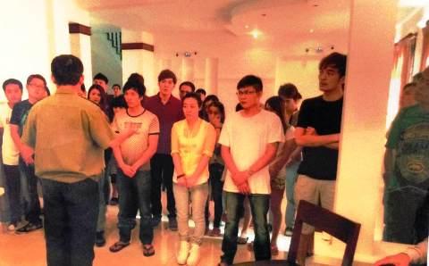 Triệt phá băng nhóm người Trung Quốc lừa đảo công nghệ cao tinh vi