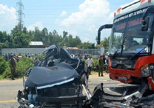 """Những """"tội ác"""" mang tên tai nạn giao thông"""