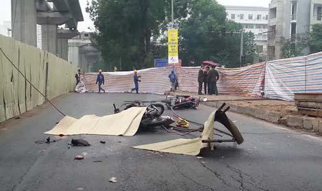 Nỗi lo mất an toàn lao động tại các công trình giao thông