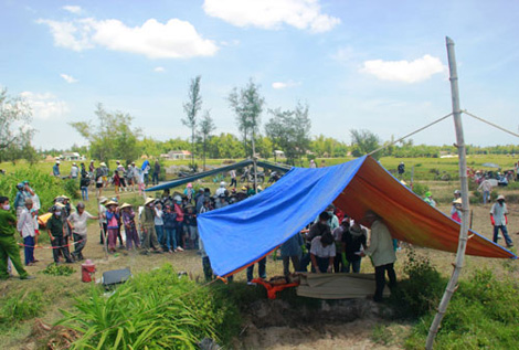 Sát hại nạn nhân đem vùi xác ở Quảng Nam: Kẻ thủ ác lụy tình