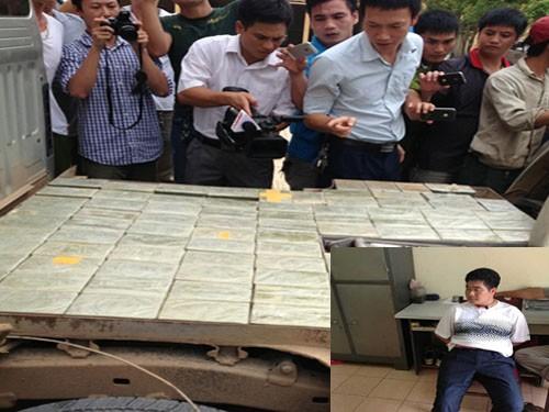 Trùm ma túy Tàng Keangnam đã 'mua đứt' nhiều cán bộ