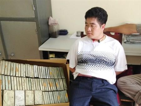 Tàng Kaengnam và những chiếc xe bạc tỷ giấu ma túy