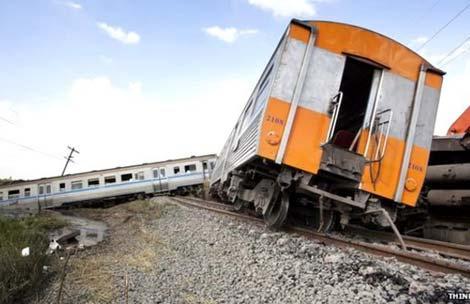 Nguy cơ khủng bố từ hệ thống báo tín hiệu đường sắt thông minh