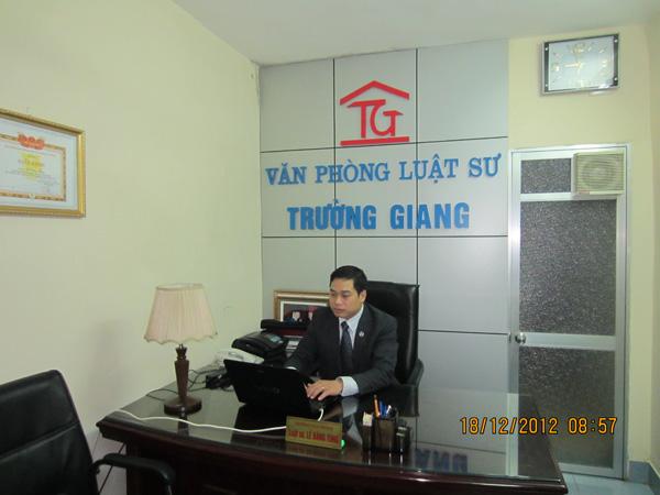 Văn Phòng Luật Sư Trường Giang